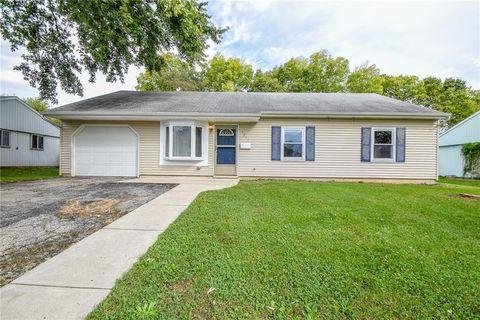 1203 Chestnut Dr New Carlisle Oh 45344 Single Family Home