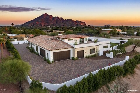 6501 N 40th Pl, Paradise Valley, AZ 85253