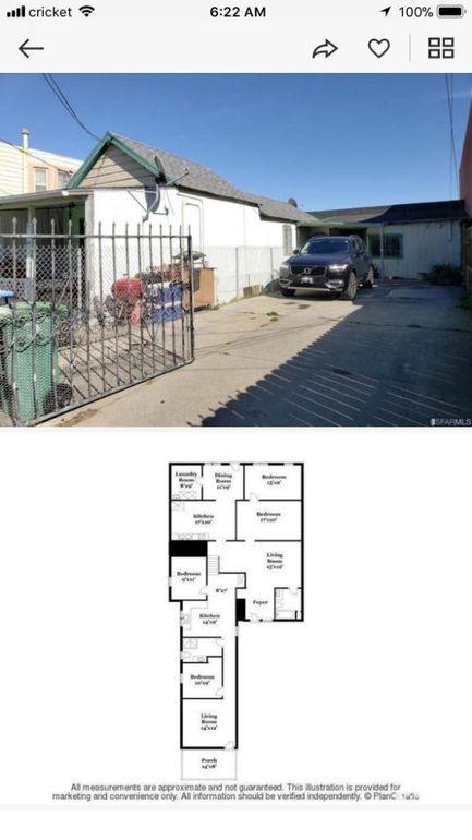 125 Britton St, San Francisco, CA 94134