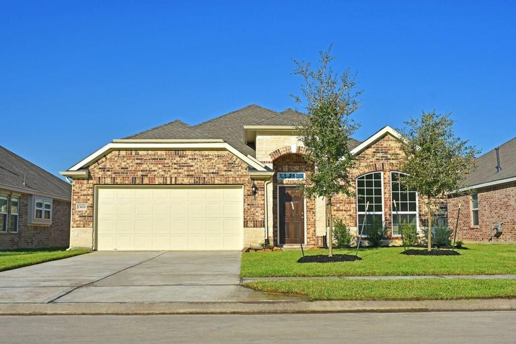 13619 Kodiak Brown Bear St Crosby, TX 77532