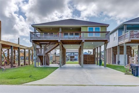855 Wommack, Crystal Beach, TX 77650