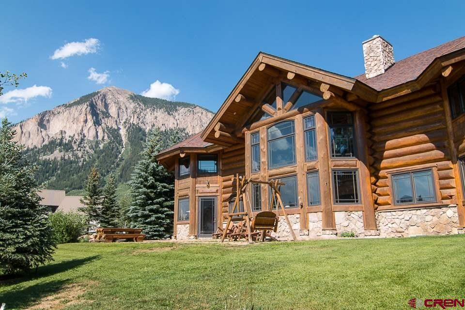 163 e silver sage dr crested butte co 81224 for Crested butte cabins