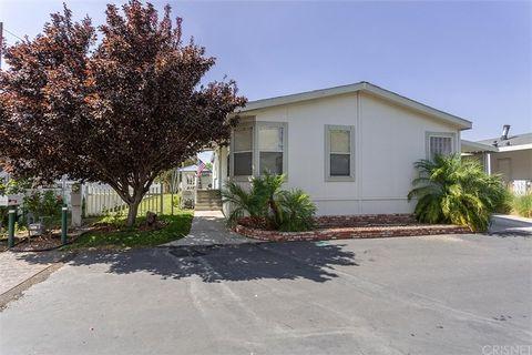 Santa Clarita CA Mobile Manufactured Homes For Sale
