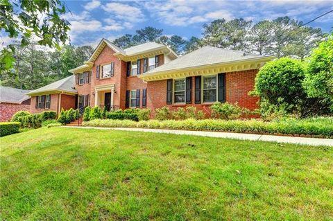 Smoke Rise, GA Real Estate - Smoke Rise Homes for Sale ...