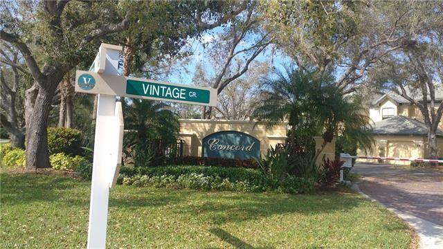 155 Vintage Cir Unit I105, Naples, FL 34119