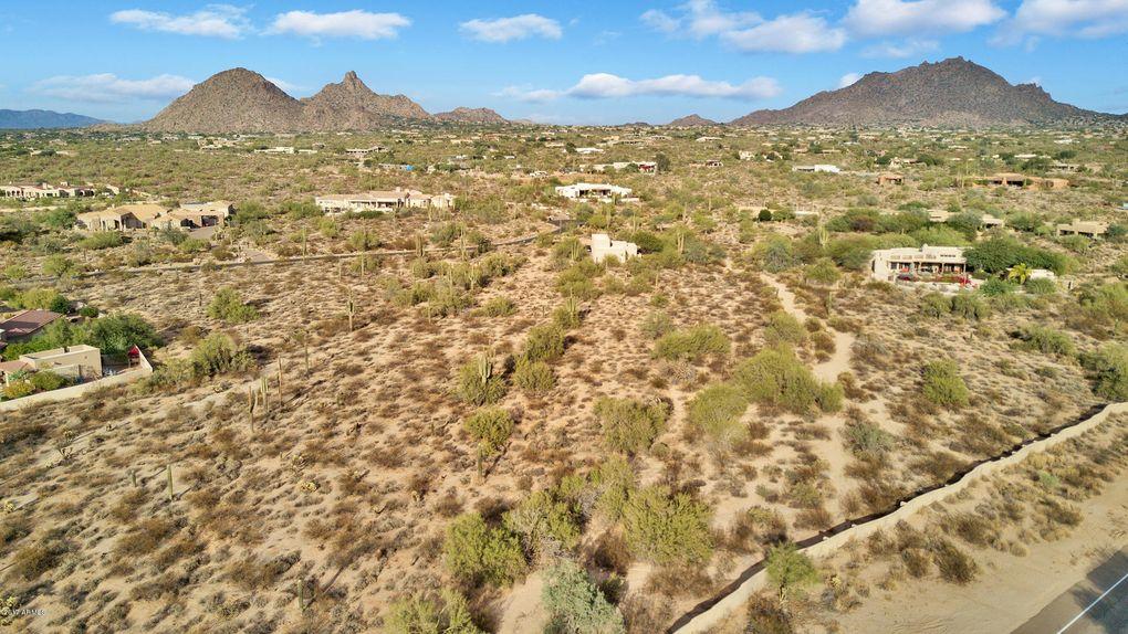 9277 E Vereda Solana Dr Lot 2, Scottsdale, AZ 85255