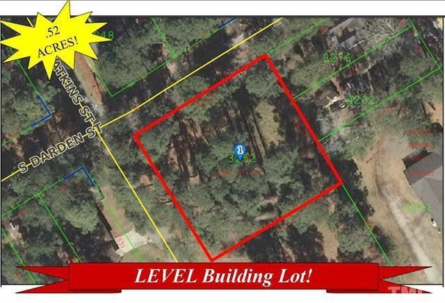 206 S Darden St Kenly Nc 27542 Land For Sale And Real Estate