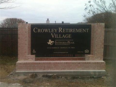 221 Harris Dr, Crowley, TX 76036