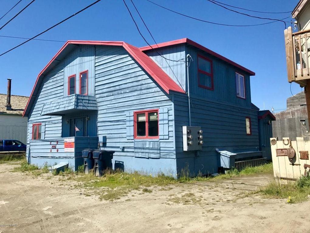 210 W 1st Ave, Nome, AK 99762