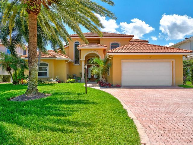 725 Harbour Point Dr Palm Beach Gardens Fl 33410 Home