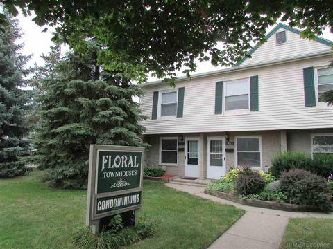 93 Floral Ave, Mount Clemens, MI 48043