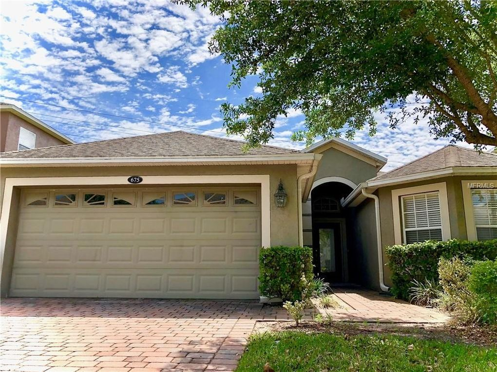 Exceptional 675 Brookeshire Dr, Davenport, FL 33837
