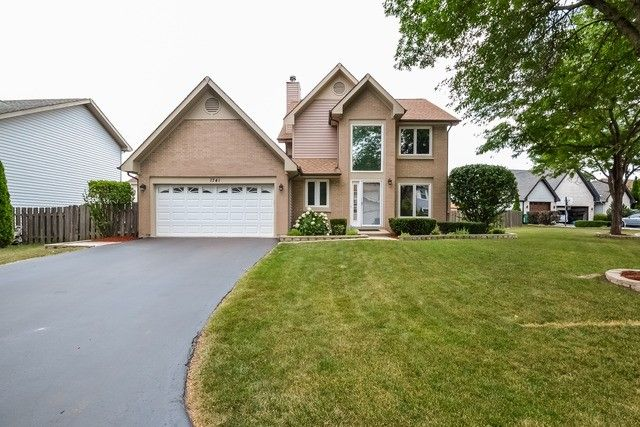1741 victor ter gurnee il 60031 home for sale real for 1741 on the terrace