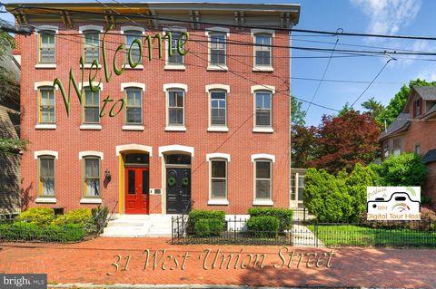 Photo of 31 W Union St, Burlington, NJ 08016