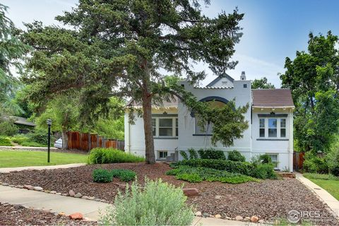 Photo Of 805 13th St Boulder Co 80302 Single Family Home