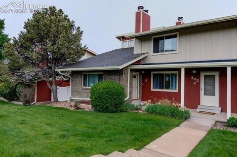 242 W Rockrimmon Blvd Apt A, Colorado Springs, CO 80919