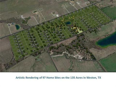 Photo of Lot 57 Ford Ct Lot 57, Weston, TX 75097