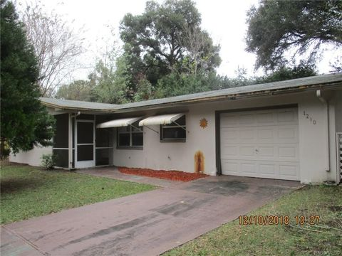 1210 W Bucknell Ave, Inverness, FL 34450