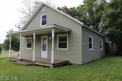 108 S Illinois St, Waynesville, IL 61778
