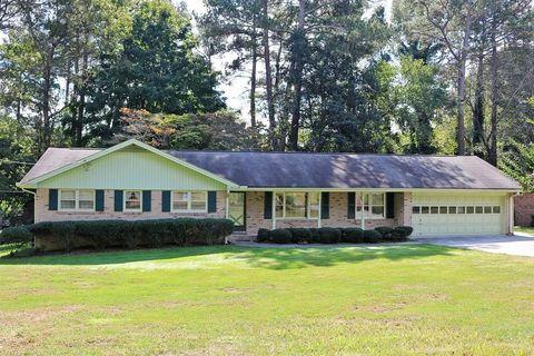 Stone Mountain Ga Real Estate Stone Mountain Homes For Sale