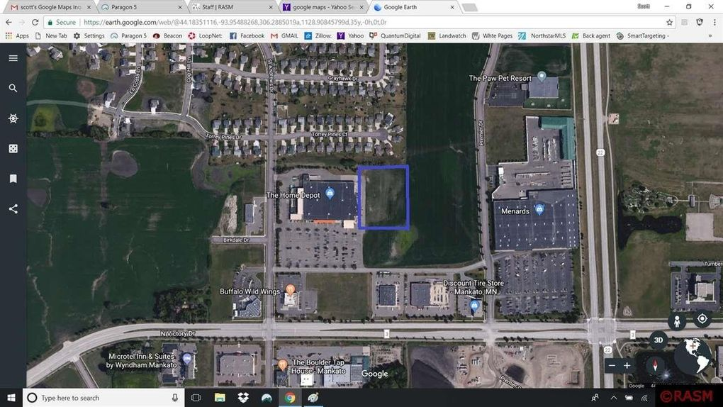 Tbt Home Depot Frontage Rd Mankato Mn 56001 Land For Sale And