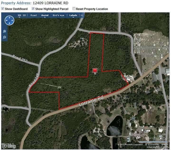 12409 Lorraine Rd Biloxi MS 39532 Land For Sale and Real Estate