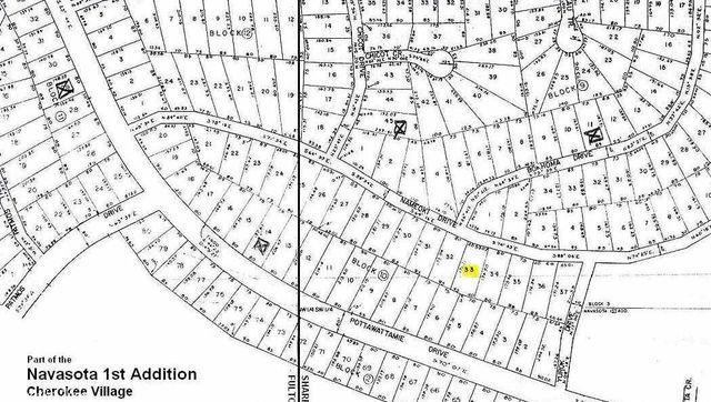 33 nameoki dr  cherokee village  ar 72529