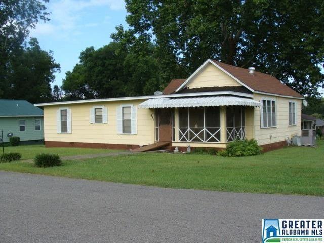112 Hickory St, West Blocton, AL 35184