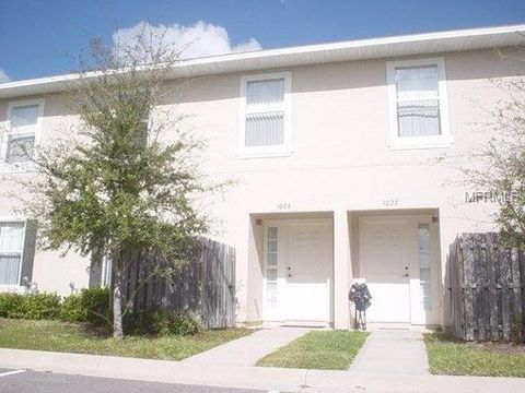 1026 Dolphin Dr, Winter Garden, FL 34787. Townhome For Rent