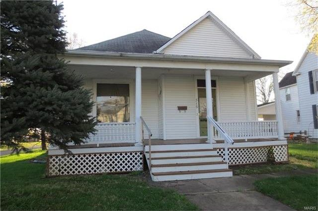316 N St Louis St Sparta IL Home For Sale & Real