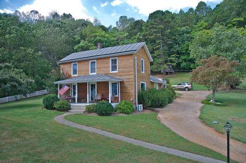 glasgow va real estate homes for sale