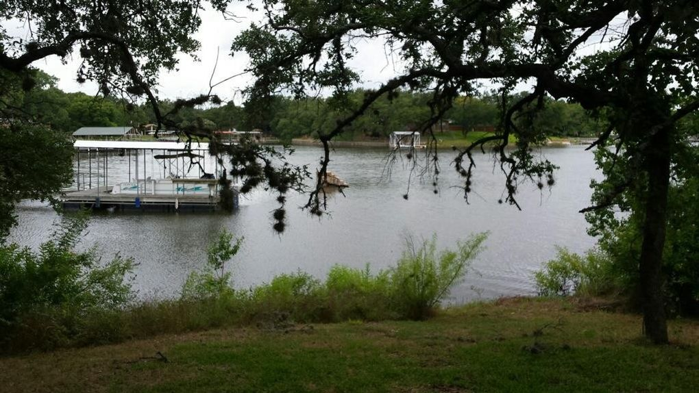 Dam On Private Property In Texas