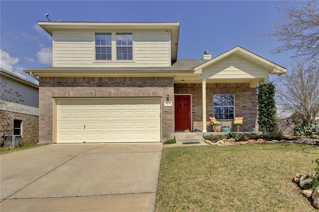 2409 Brookhollow Ter, Georgetown, TX 78626