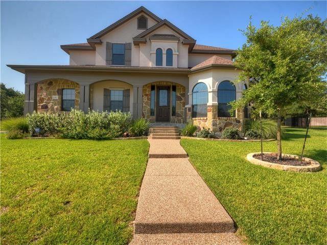 111 poplar ridge cv georgetown tx 78628 home for sale
