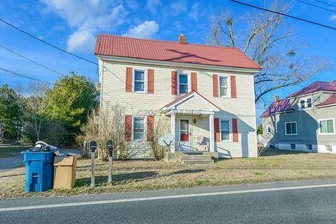 32904 Old Ocean City Rd, Parsonsburg, MD 21849