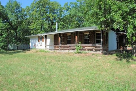 8681 Highway Ff, Lonedell, MO 63060
