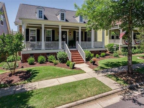 17905 Meadow Bottom Rd, Charlotte, NC 28277