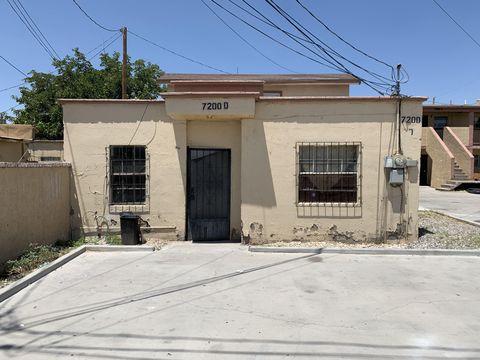 Photo of 7200 1st St Unit D, Canutillo, TX 79835