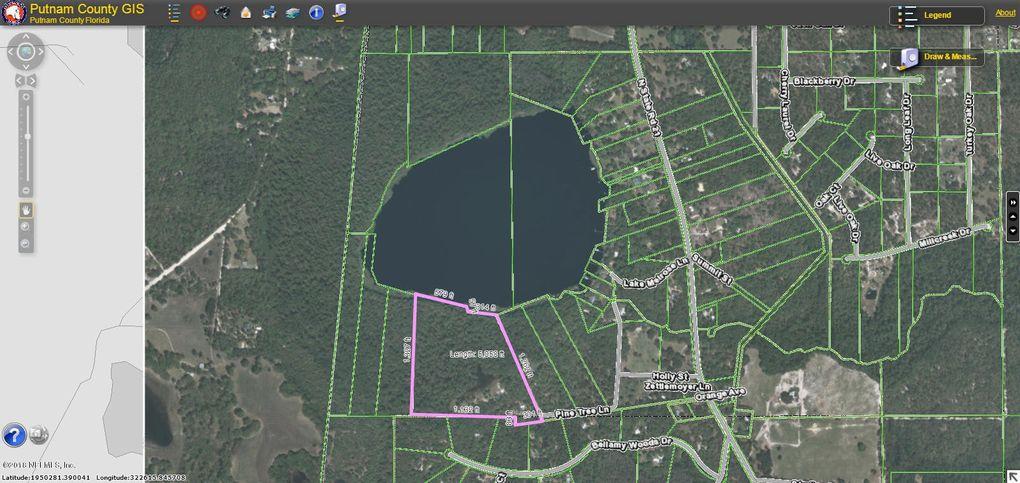 Melrose Florida Map.3 3 Melrose Lk Melrose Fl 32666 Realtor Com