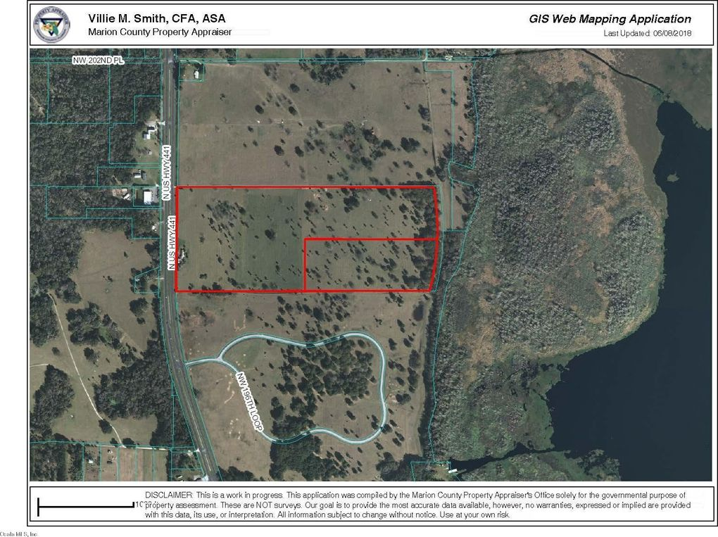 19865 N Highway 441 Micanopy Fl 32667 Land For Sale And Real
