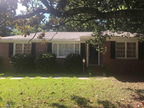 Photo of 605 Forrest Ave, Griffin, GA 30224