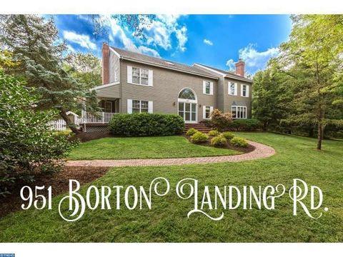 951 Bortons Landing Rd, Moorestown, NJ 08057