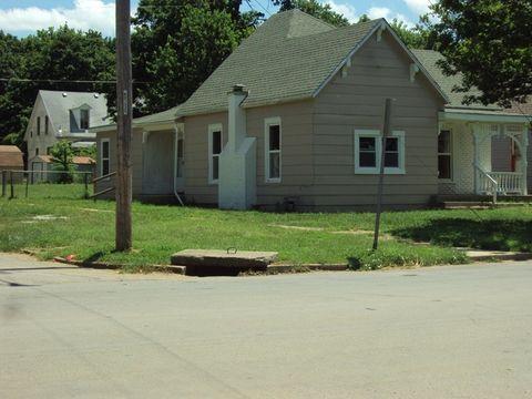 201 S Broadway St, Fort Scott, KS 66701