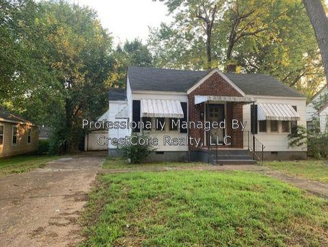 Photo of 3732 Hazelwood Ave, Memphis, TN 38122