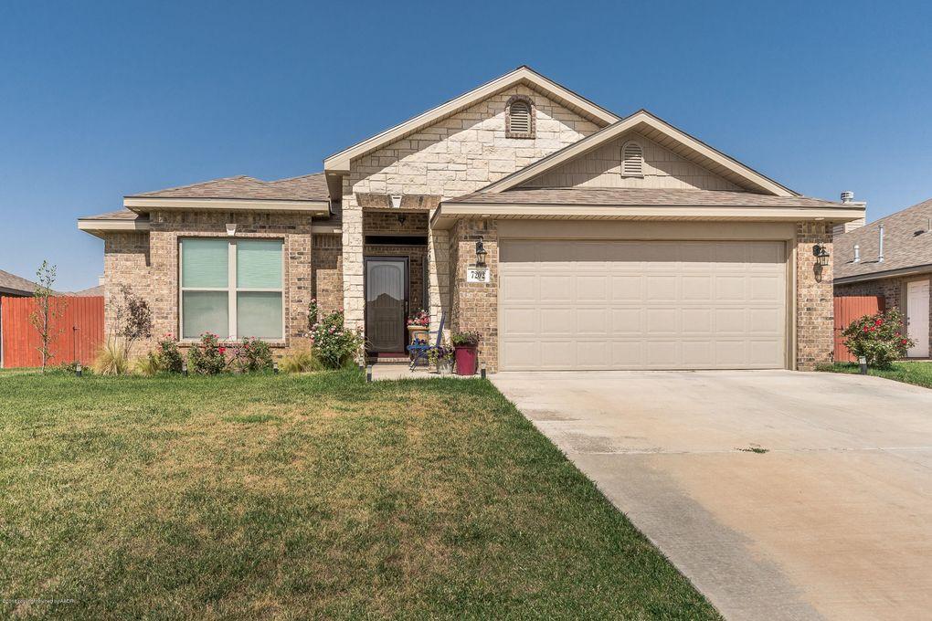 7202 Sinclair St, Amarillo, TX 79119
