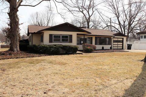 1611 Chandler St, Danville, IL 61832