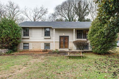3843 Valley Ridge Dr, Nashville, TN 37211