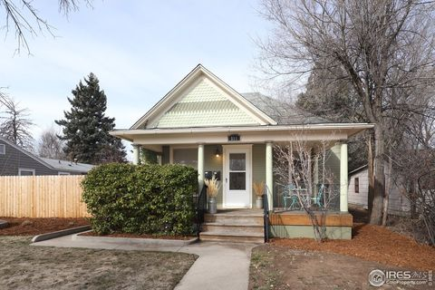 Photo of 511 Stover St, Fort Collins, CO 80524