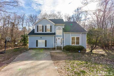 P O Of 8 Bluffside Ct Durham Nc 27712 House For Sale
