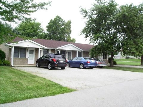 Photo of 308 Smith St, Ansonia, OH 45303